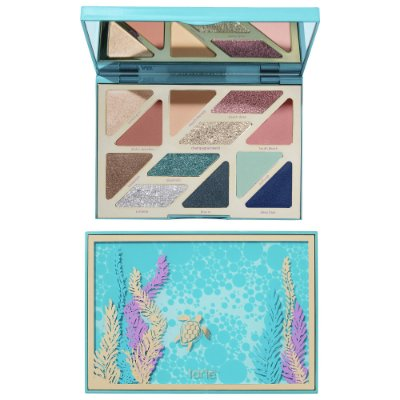 Tarte High Tides & Good Vibes Eyeshadow Palette - Edição Limitada
