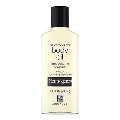 Neutrogena Body Oil, Light Sesame Formula Oil 29ML