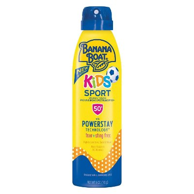 Banana Boat Kids Sport Tear Free Sunscreen Spray SPF 50