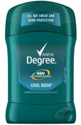 Degree Men Dry Protection Anti-Perspirant & Deodorant, Cool Rush 14G