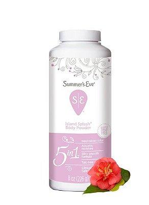 Summer's Eve Body Powder