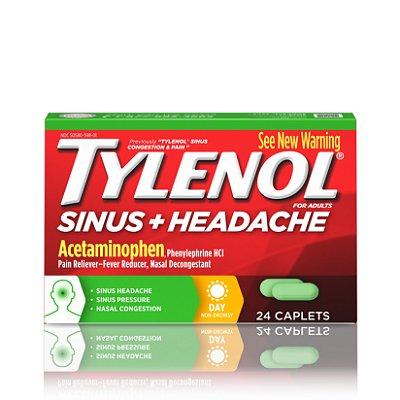Tylenol Sinus + Headache Non-Drowsy Daytime 24UN