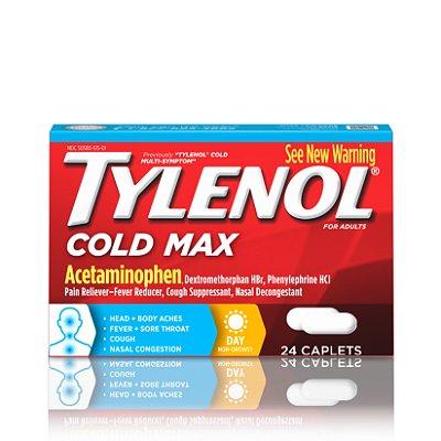 Tylenol Cold Max Daytime 24UN