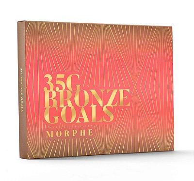 Morphe 35G Bronze Goals Artistry Palette