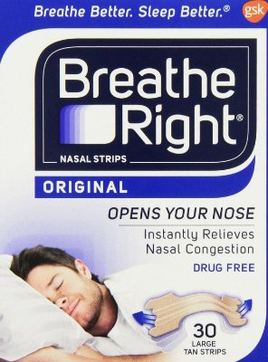 Breathe Right, Original Nasal Strips
