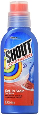 Shout Advanced Ultra Concentrated Stain Removing Gel