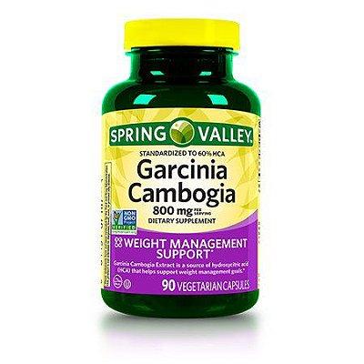 Spring Valley Garcinia Cambogia Capsules
