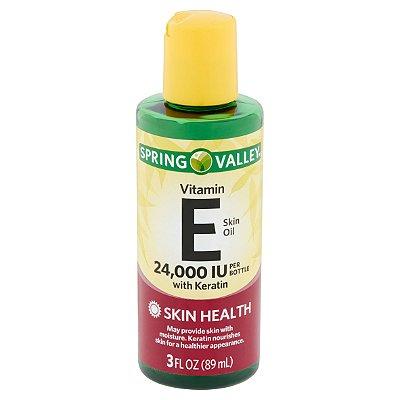Spring Valley Vitamin E Skin Oil with Keratin