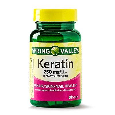 Spring Valley Keratin Tablets