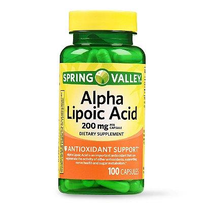 Spring Valley Alpha Lipoic Acid