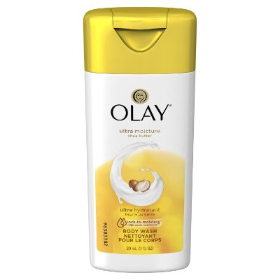 Olay Ultra Moisture Shea Butter Body Wash