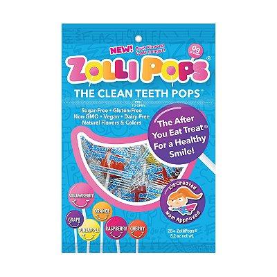 Zollipops Fruit Pops