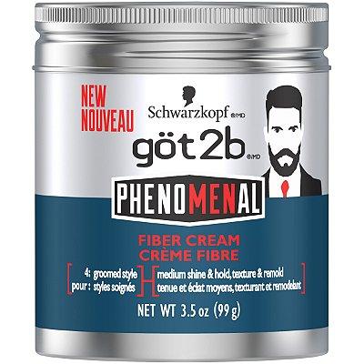 Got2b PhenoMENal Fiber Hair Cream