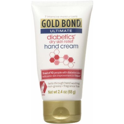 Gold Bond Ultimate Diabetics's Dry Skin Relief Hand Cream