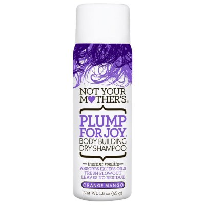 Not Your Mother's Plump for Joy Body Building Dry Shampoo Travel Size