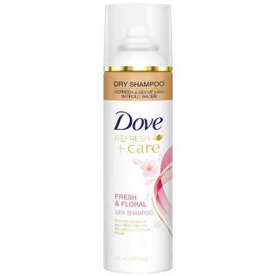 Dove Refresh+Care Dry Shampoo