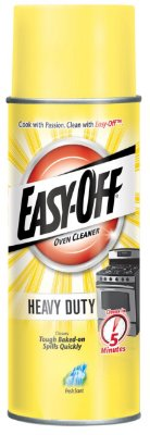 Easy-Off Heavy Duty Oven Cleaner Spray