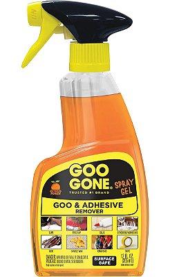Goo Gone Remover Spray Gel