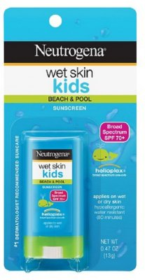 Neutrogena Wet Skin Kids Sunscreen Stick SPF 70