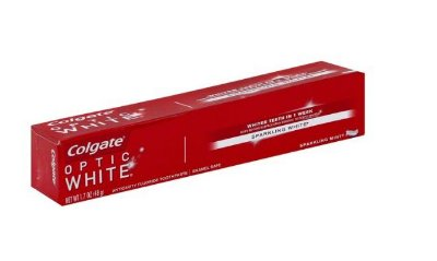 Colgate Optic White Whitening Toothpaste