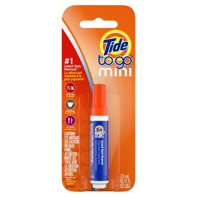 Tide To Go Mini Instant Stain Remover
