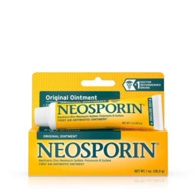 Neosporin Original First Aid Antibiotic Ointment