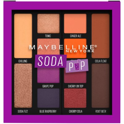Maybelline Soda Pop Eyeshadow Palette Makeup