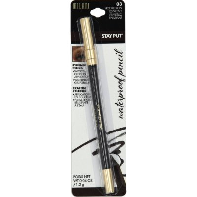 Milani StayPut Waterproof Eye Liner Pencil