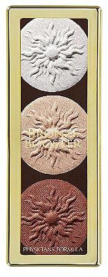 Physicians Formula Bronze Booster Highlight & Contour Palette, Shimmer Glow Palette