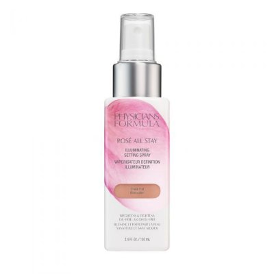 Physicians Formula Rosé All Stay Illuminating Setting Spray, Rose