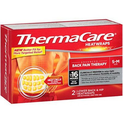 Thermacare Heatwraps Lower Back & Hip