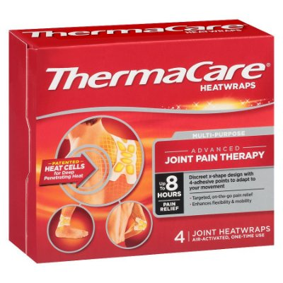 ThermaCare Heatwraps Joint Heatwraps