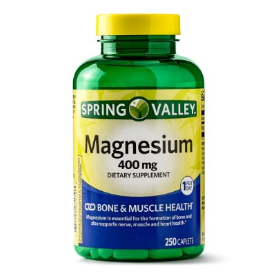 Spring Valley Magnesium Caplets