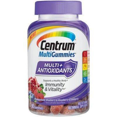 Centrum Multi-Gummies +Antioxidant