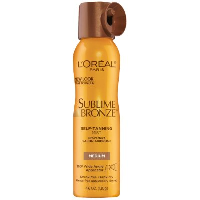 L'Oreal Paris Sublime Bronze ProPerfect Salon Airbrush Self Tanning Mist