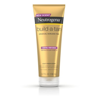 Neutrogena Build-A-Tan Gradual Sunless Tanning Lotion
