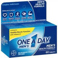 One A Day Men's Multivitamin, Supplement