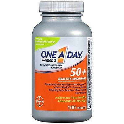 One A Day Women's 50+ Advantage