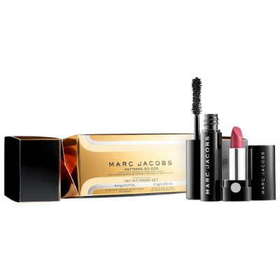 Marc Jacobs Anything Go-Gos Mini Mascara & Lip Set