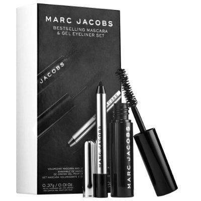 Marc Jacobs Bestselling Mascara & Gel Eyeliner Set