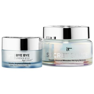 It Cosmetics IT's Your Skincare Power Pair! Best-Selling Moisturizer & Eye Cream Duo