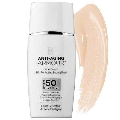 It Cosmetics Anti-Aging Armour Tinted Sunscreen SPF 50+