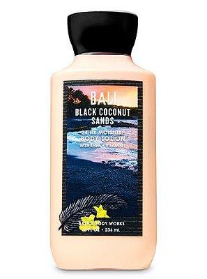 Bali Black Coconut Sands Body Lotion