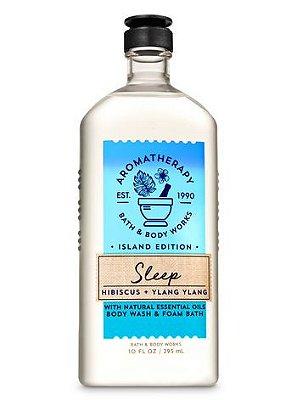 Sleep Hibiscus Ylang Ylang Body Wash & Foam Bath