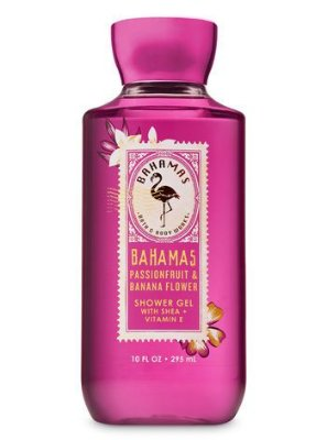 Pink Passionfruit & Banana Flower Shower Gel