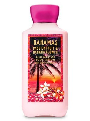 Pink Passionfruit & Banana Flower Super Smooth Body Lotion