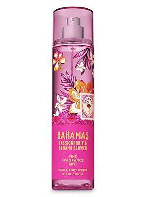 Pink Passionfruit & Banana Flower Fine Fragrance Mist