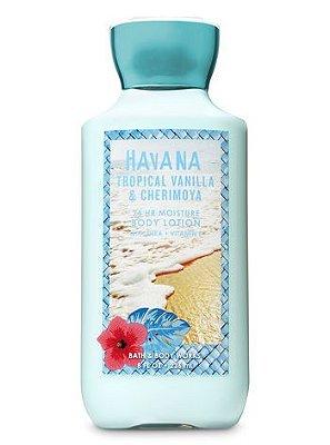 Tropical Vanilla & Cherimoya Super Smooth Body Lotion