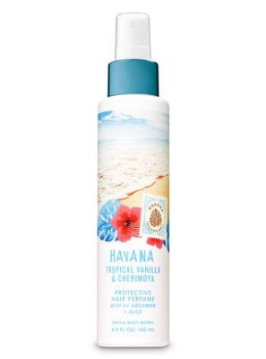 Tropical Vanilla & Cherimoya Protective Hair Perfume
