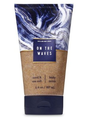 On the Waves Sand & Sea Salt Body Scrub